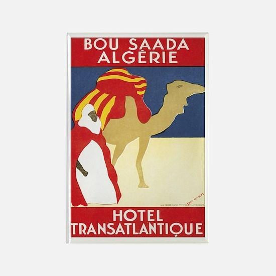Algeria Algerie Rectangle Magnet