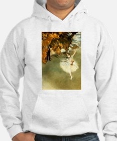 Degas' The Dancer Hoodie