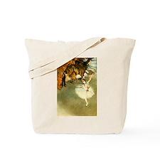 Degas' The Dancer Tote Bag