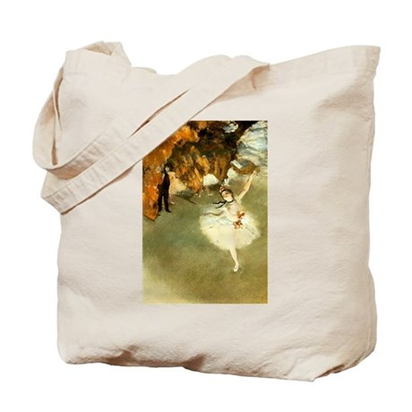 Degas' The Dancer Tote Bag