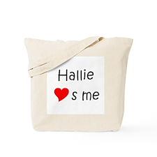 Unique Hallie Tote Bag
