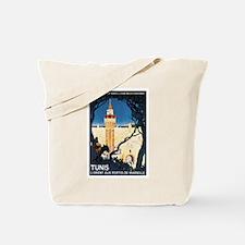 Tunis Tunisia Tote Bag