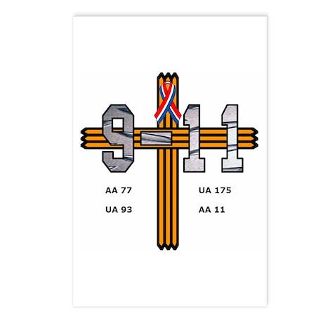 9/11 memorial Postcards (Package of 8)