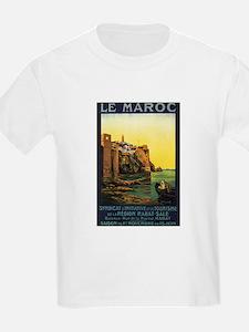 Morocco Maroc T-Shirt