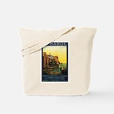 Morocco Maroc Tote Bag