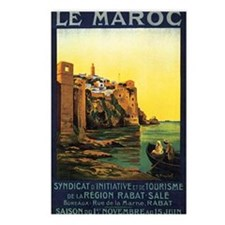 Morocco Maroc Postcards (Package of 8)