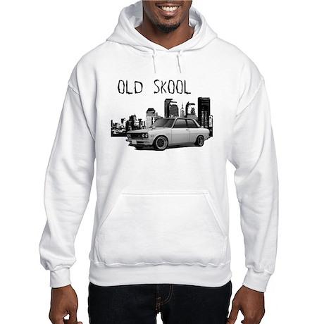 OLD SKOOL DATSUN 1200 Hooded Sweatshirt