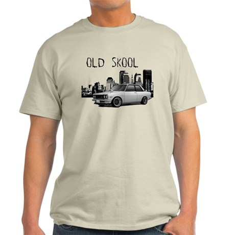 OLD SKOOL DATSUN 1200 Light T-Shirt