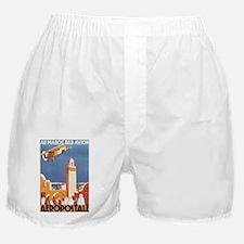 Morocco Maroc Boxer Shorts