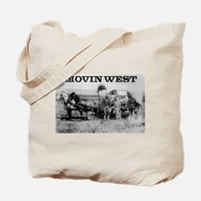 Movin West Tote Bag