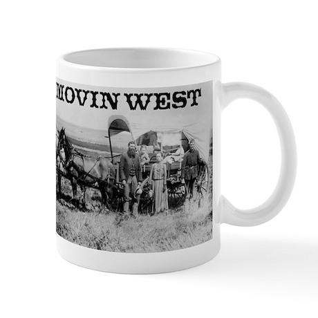 Movin West Mug