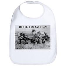 Movin West Bib