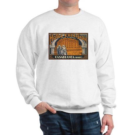 Casablanca Morocco Sweatshirt