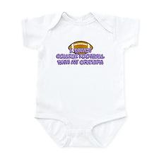 Manhattan, KS Grandpa Infant Bodysuit