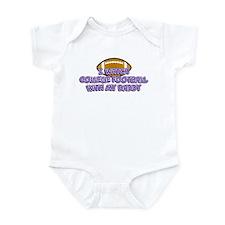 Manhattan, Kansas Daddy Infant Bodysuit