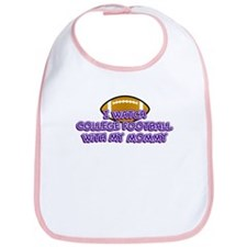Manhattan, Kansas Mommy Bib