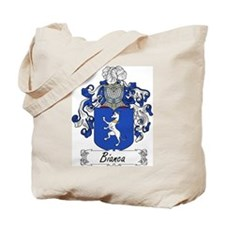 Bianca Family Crest Tote Bag