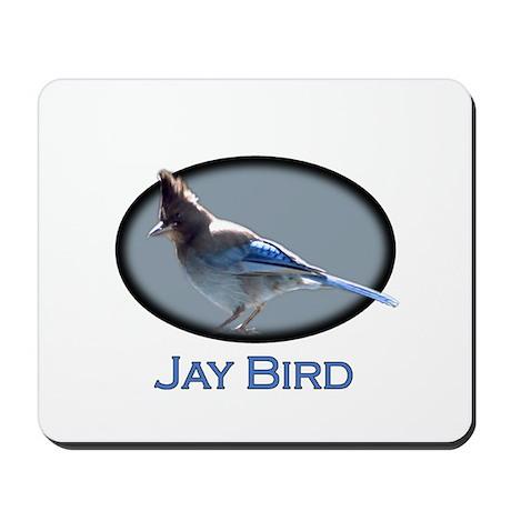 Jay Bird Mousepad