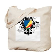 Stylish Seychelles Tote Bag