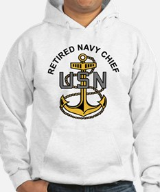 Cool Retired navy wife Hoodie Sweatshirt