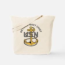 Cute Navy chief Tote Bag