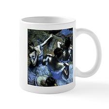 Degas' Blue Dancers Mug