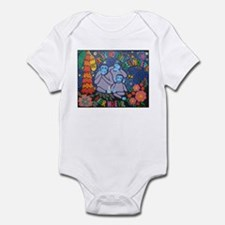 No Evil Infant Bodysuit