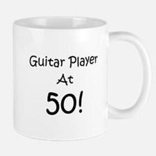 Guitar Player At 50! Mug