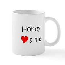 Unique Honey Mug