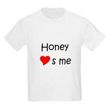 152-hONEY-10-10-200_HTML T-Shirt
