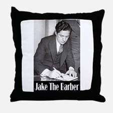 Iakov Factorowitz Throw Pillow