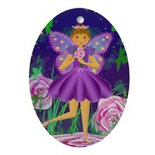 Fairy Princess Keepsake (Oval)