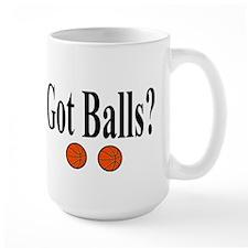Got Balls? (Basketball) Mug