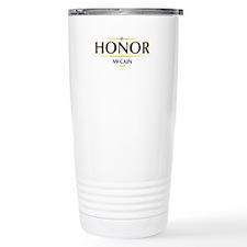 Honor: McCain Travel Mug