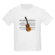 Music (Guitar) T-Shirt