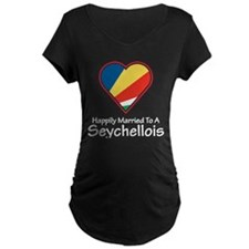 Happily Married Seychellois T-Shirt
