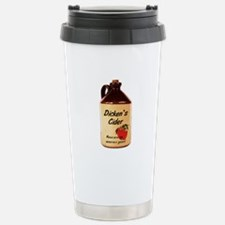 Dickens Cider Stainless Steel Travel Mug