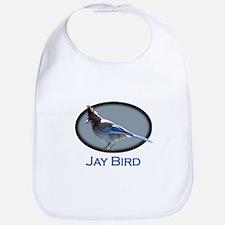 Jay Bird (large design) Bib