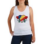 Heart Seychelles Women's Tank Top