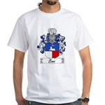 Bono Family Crest White T-Shirt