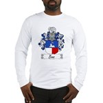 Bono Family Crest Long Sleeve T-Shirt