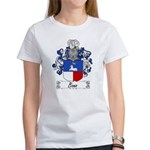 Bono Family Crest Women's T-Shirt