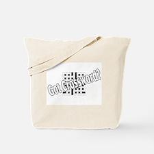 Got Crossword? Tote Bag