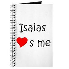 Unique Isaias Journal