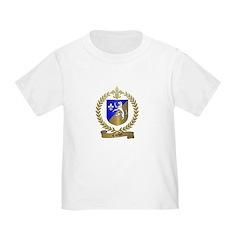 CROCHET Family Crest T