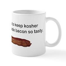 """""""Kosher - Tasty Bacon"""" Mug"""