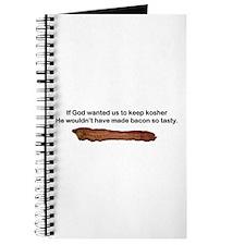 """""""Kosher - Tasty Bacon"""" Journal"""