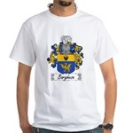Borghese Family Crest White T-Shirt
