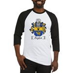 Borghese Family Crest Baseball Jersey