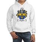 Borghese Family Crest Hooded Sweatshirt